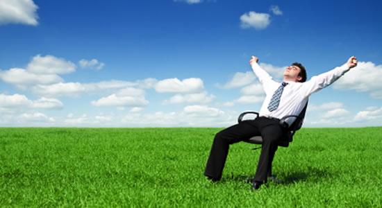 Flexibilidad laboral = Felicidad