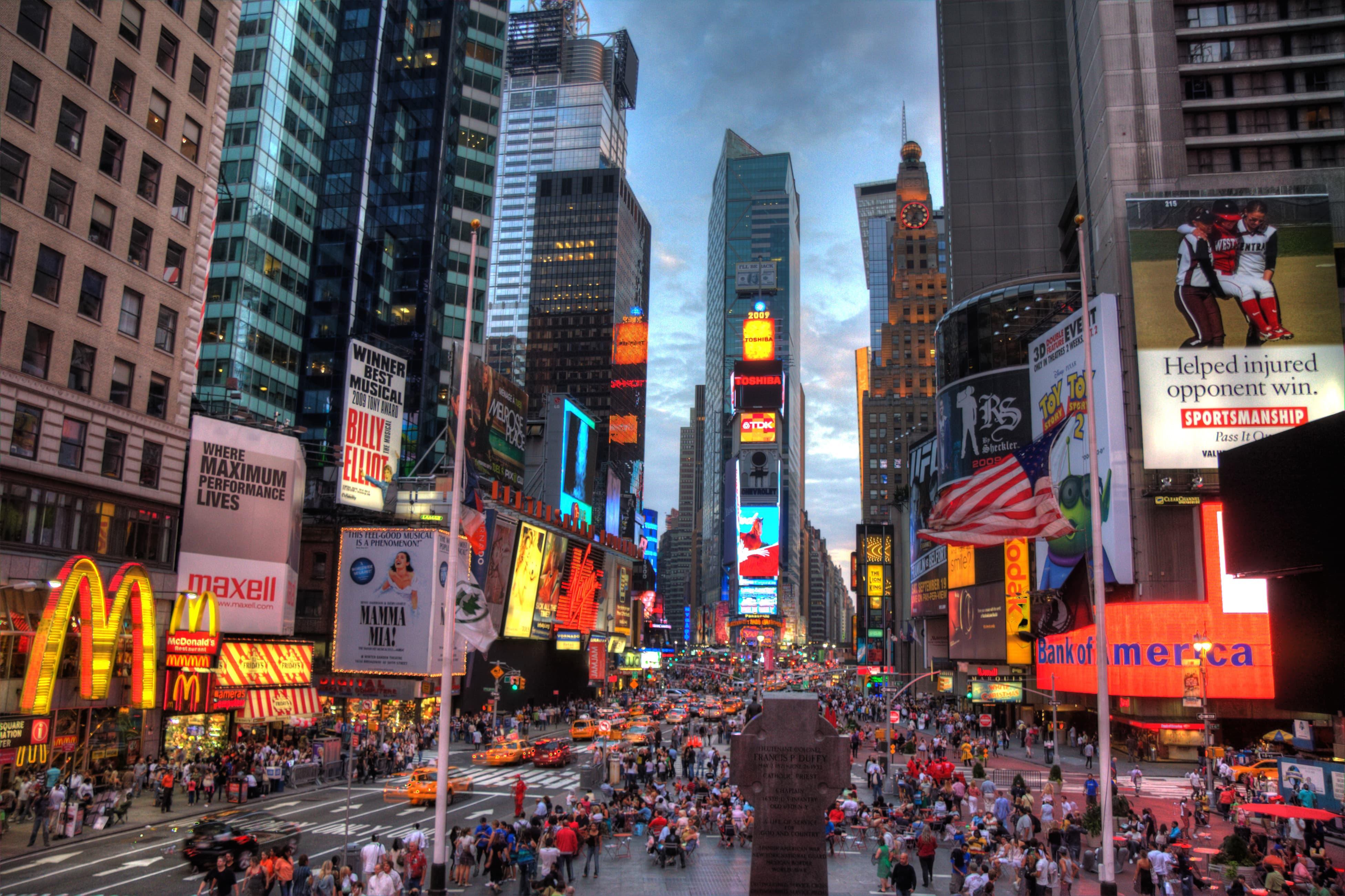 Comparto con vosotros las mejores fotos de nueva york que he