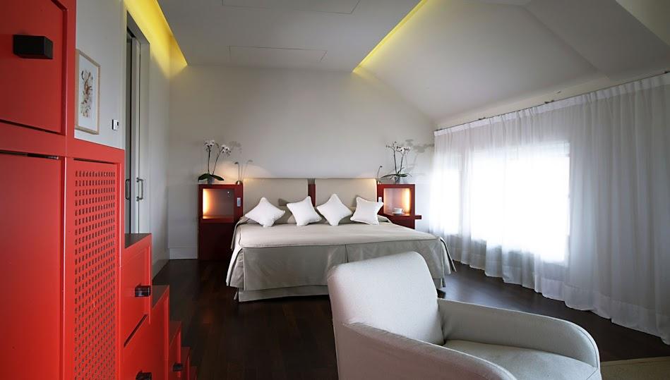 Hoteles de dise o y exclusivos en barcelona for Hotel barcelona diseno