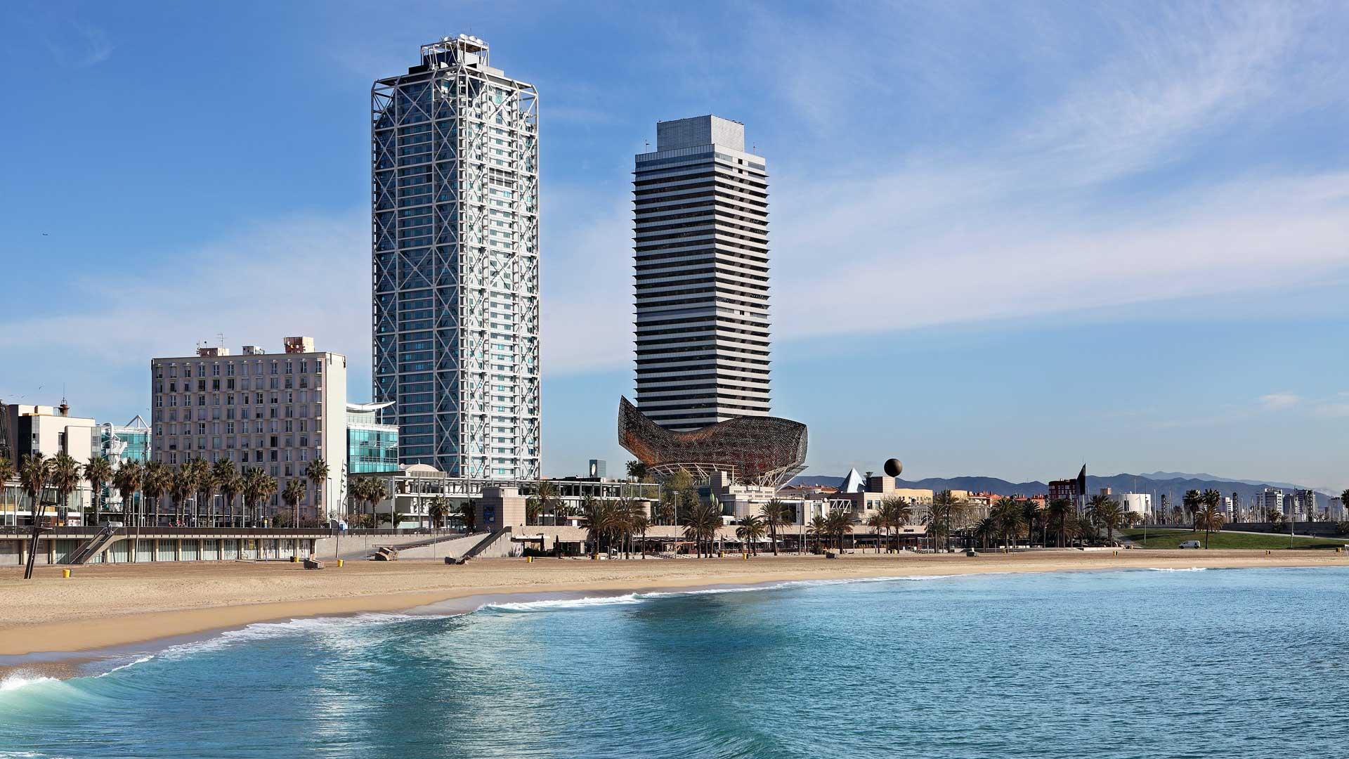 Hoteles de dise o y exclusivos en barcelona for Hotels a bcn