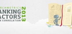 Search Metrics 2013: Factores SEO que más afectan el posicionamiento en buscadores