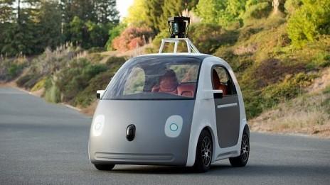 El futuro de la movilidad: coches sin conductor