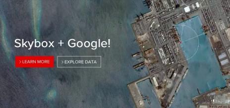 El Gran Hermano de Google: espionaje con satélites