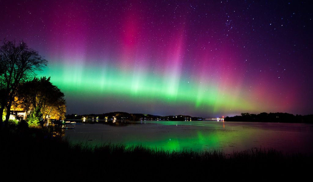 D 243 Nde Ir Para Ver Auroras Boreales