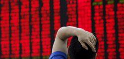 La bolsa china se desploma: burbuja confirmada