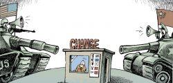 La próxima guerra mundial será de divisas